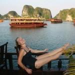 Счастье — увидеть бухту Халонг (Вьетнам, часть 1)