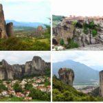Метеоры — природные достопримечательности Греции
