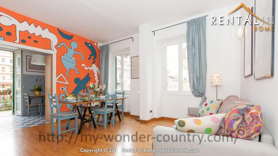 Haring_in_Rome_Apartment_-_Rental_in_Rome-7