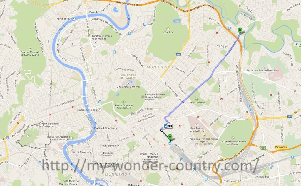host-map
