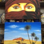 Нышпорка в пустыне Марокко. Мерзуга (часть 2 )